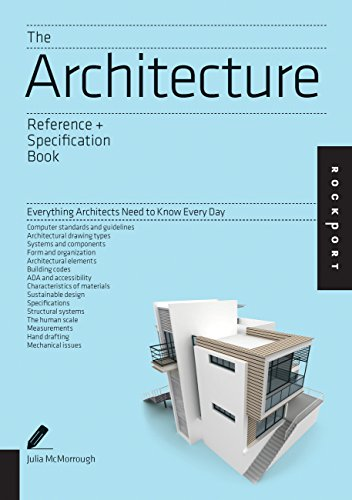 The Architecture Reference Specification Book: Everything Architects: Julia McMorrough