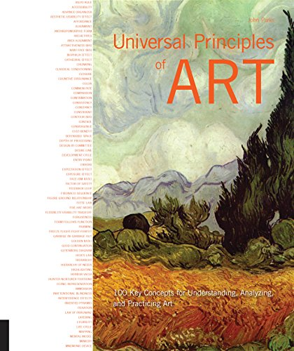 9781592538782: The Universal Principles of Art: 100 Key Concepts for Understanding, Analyzing, and Practicing Art
