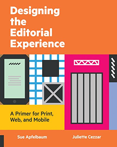 9781592538959: Designing the Editorial Experience: A Primer for Print, Web, and Mobile