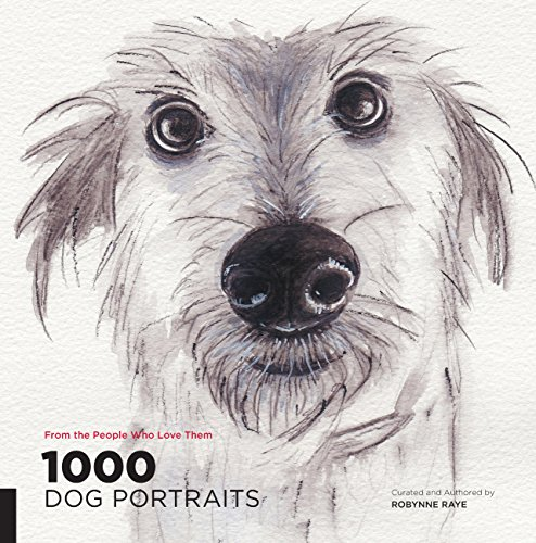 9781592539017: 1000 Dog Portraits: From the People Who Love Them (1000 Series)