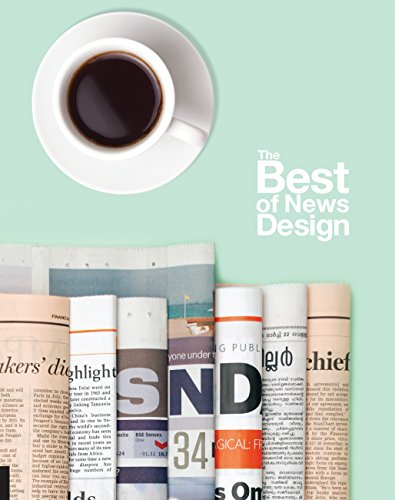 9781592539420: The Best of News Design 34th Edition (Best of Newspaper Design)