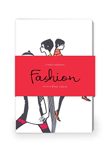 9781592539734: Fashion Illustration Artwork by Maite LaFuente Journal Collection 2: Set of two 64-page notebooks