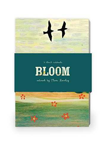 9781592539741: Bloom Artwork by Flora Bowley Journal Collection 1