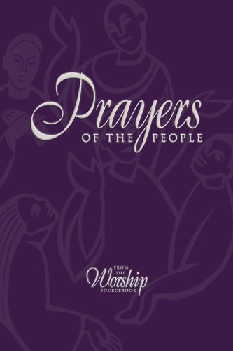 9781592552061: Prayers Of the People: Patterns and Models for Congregational Prayer