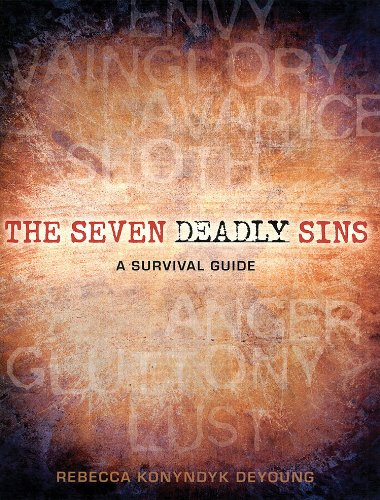 9781592554218: The Seven Deadly Sins Leader's Guide: A Survival Guide