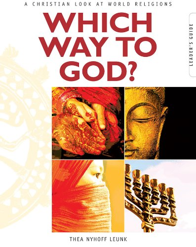 9781592554287: Which Way to God? Leader's Guide: A Christian Look at World Religions