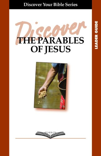 9781592554560: Discover the Parables of Jesus Leader Guide (Discover Your Bible)