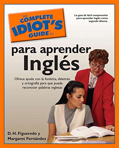 9781592570799: The Complete Idiot's Guide To Para Aprender Ingles (Complete Idiot's Guides (Lifestyle Paperback))