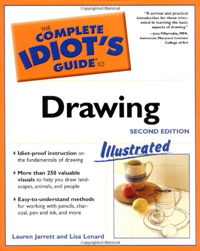 9781592570805: The Complete Idiot's Guide to Drawing, 2E