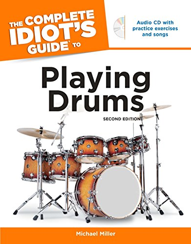 9781592571628: The Complete Idiot's Guide to Playing Drums, 2nd Edition
