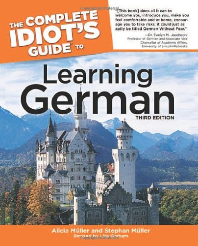 9781592571864: The Complete Idiot's Guide to Learning German, Third Edition