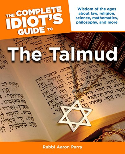 9781592572021: The Complete Idiot's Guide to the Talmud