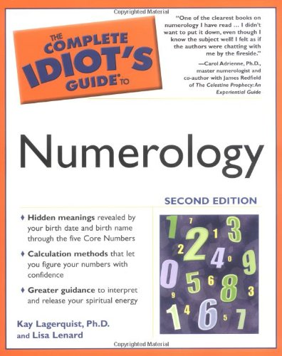 9781592572151: The Complete Idiot's Guide to Numerology, 2nd Edition