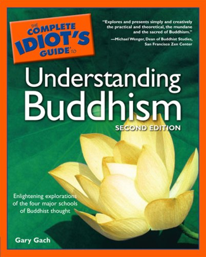 9781592572779: The Complete idiot's Guide to Understanding Buddhism, Second Edition