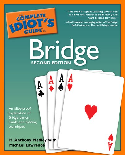 9781592572816: The Complete Idiot's Guide to Bridge, 2nd Edition
