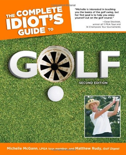 9781592573097: The Complete Idiot's Guide to Golf, 2nd Edition (Complete Idiot's Guides (Lifestyle Paperback))