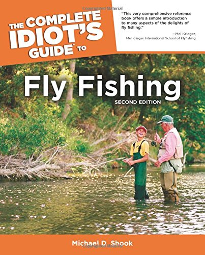 9781592573127: The Complete Idiot's Guide to Fly Fishing, Second Edition