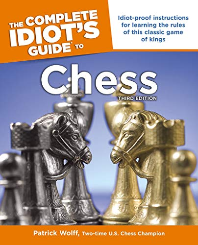 9781592573165: The Complete Idiot's Guide to Chess, Third Edition