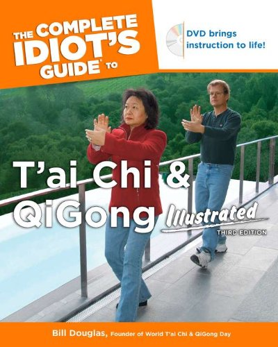 9781592574209: Complete Idiot's Guide to T'ai Chi and QiGong (Book & DVD)