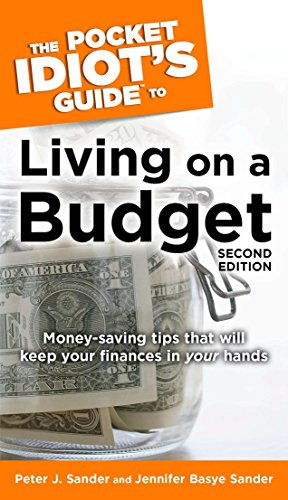 9781592574353: The Pocket Idiot's Guide to Living on a Budget (Pocket Idiot's Guides (Paperback))