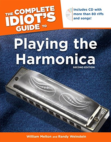 9781592574650: The Complete Idiot's Guide to Playing the Harmonica, 2nd Edition