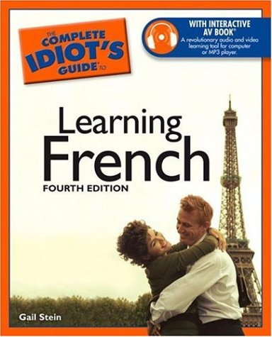 9781592574742: The Complete Idiot's Guide to Learning French, 4E