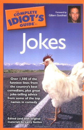 9781592575381: The Complete Idiot's Guide to Jokes