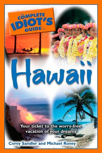 9781592575954: The Complete Idiot's Guide to Hawaii