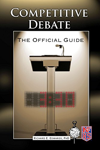 9781592576937: Competitive Debate: The Official Guide