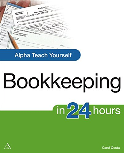 9781592576951: Alpha Teach Yourself Bookkeeping in 24 Hours (Alpha Teach Yourself in 24 Hours)