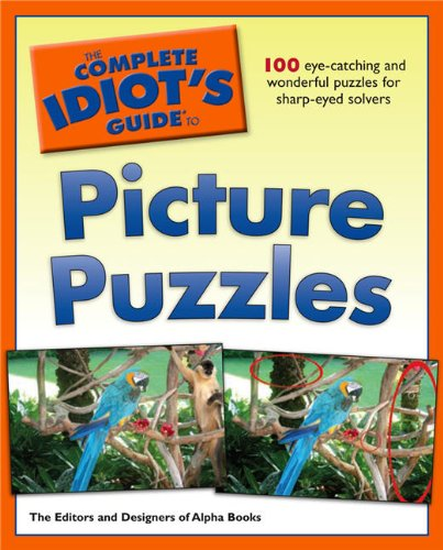 9781592577231: The Complete Idiot's Guide to Picture Puzzles