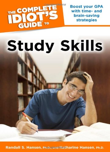 9781592577996: The Complete Idiot's Guide to Study Skills