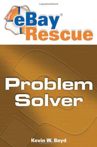 9781592578023: eBay Rescue Problem Solver