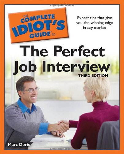 The Complete Idiot's Guide to the Perfect: Dorio, Marc