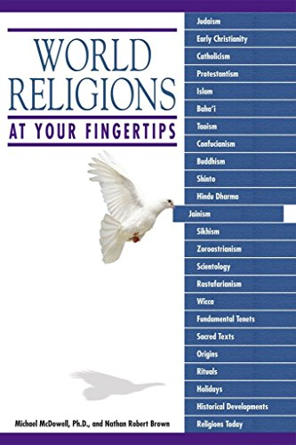 World Religions at Your Fingertips Format: Trade Paper