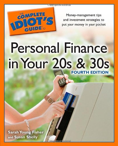 9781592578832: The Complete Idiot's Guide to Personal Finance inYour 20s &30s, 4th Edit