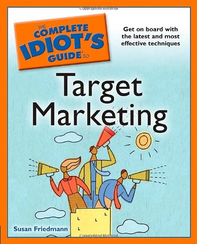 9781592579037: The Complete Idiot's Guide to Target Marketing