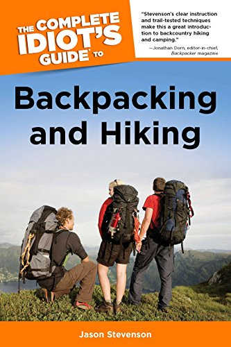 9781592579600: The Complete Idiot's Guide to Backpacking and Hiking
