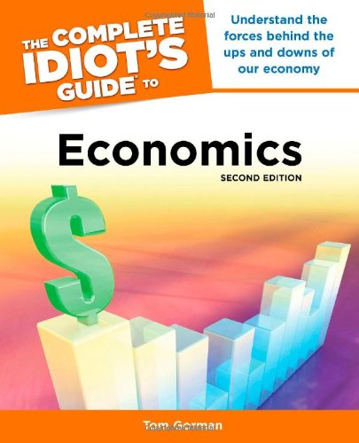 9781592579815: The Complete Idiot's Guide to Economics, 2nd Edition