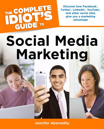 9781592579891: The Complete Idiot's Guide to Social Media Marketing