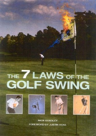 9781592580835: The 7 Laws of the Golf Swing