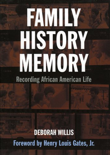 African American Living Room Apartment Decor: FAMILY, HISTORY AND MEMORY: Recording African-American