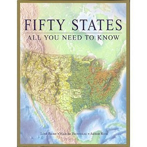 9781592583225: Fifty States: All You Need to Know