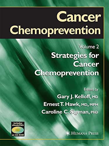 9781592597680: Cancer Chemoprevention: Strategies for Cancer Chemoprevention v. 2 (Cancer Drug Discovery & Development)