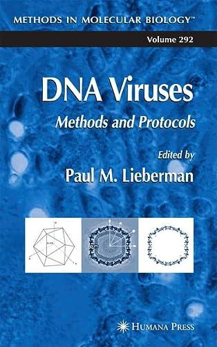 9781592598489: DNA Viruses: Methods and Protocols