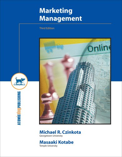 9781592601370: Marketing Management, Third Edition