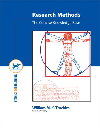 Research Methods: The Concise Knowledge Base: Trochim, William