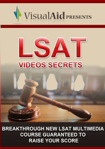9781592620067: LSAT Video Secrets - Breakthrough New LSAT Multimedia Course Guaranteed to Raise Your Law School Admission Test Score!