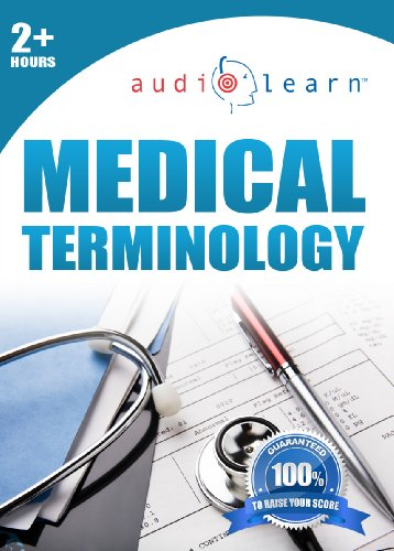 9781592620302: Medical Terminology Audio Learn - A Complete Medical Terminology Audio Course on 2 CDs. Learn the correct definition, spelling and pronunciation of over 500 most commonly used medical terms.