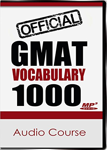 9781592622634: GMAT Vocabulary 1000 - The Top 1000 Words You Need To Know For The GMAT!
